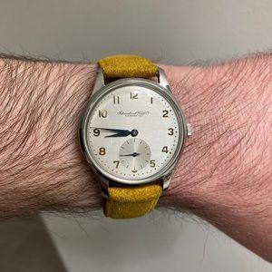 IWC Caliber 83 Men's Watch, Mint Vintage
